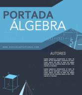 Portada-Algebra