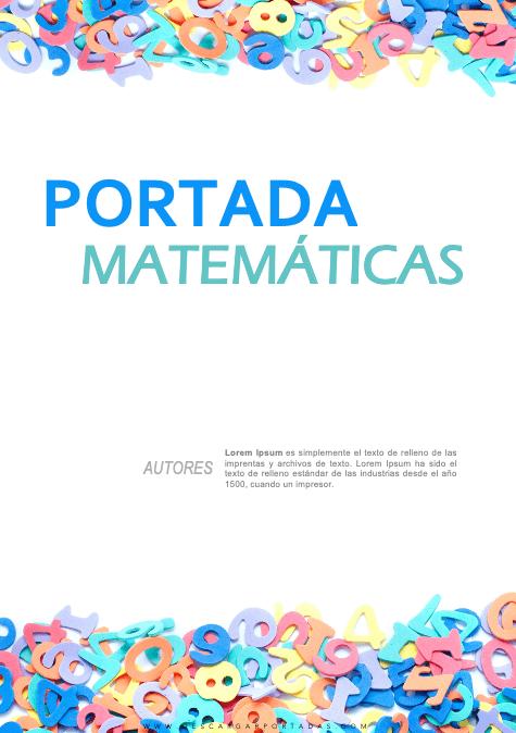 Portada-Matematicas